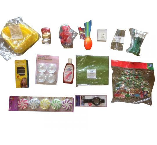 Wholesale Joblot Of 1500 Kleeneze & Betterware Items Inc. Toys, Gadgets Etc