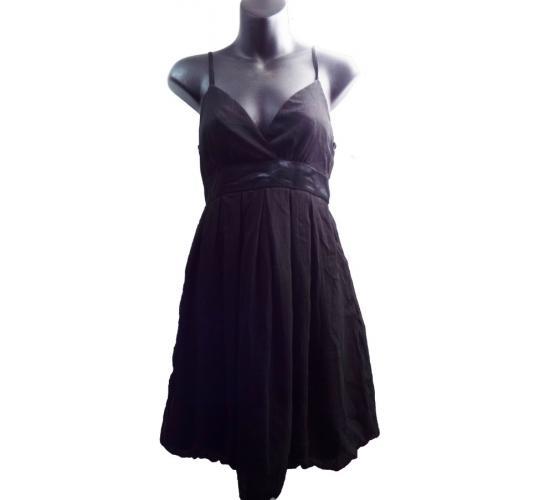 Joblot of 10 Black Ladies Plispy Miso Dresses