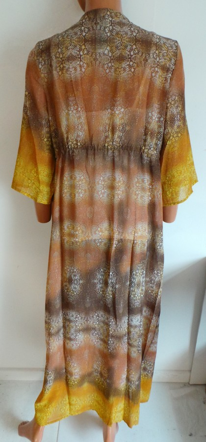 Wholesale Joblot Of 50 Avon Desert Bloom Kaftans Size 10 12