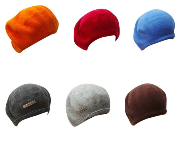 8a6fdc728f62c Joblot of 100 Assorted Kangol Unisex Beret Hats Black