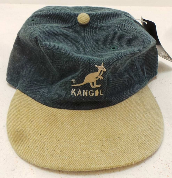 52fe5c764dd Wholesale Joblot of 50 Kangol Kids Teenagers Green Summer Hats
