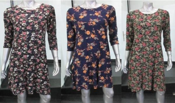 f5ed9d72044e Wholesale Joblot of 50 Indiska Ladies Summer Dresses 4 Prints XS-2XL