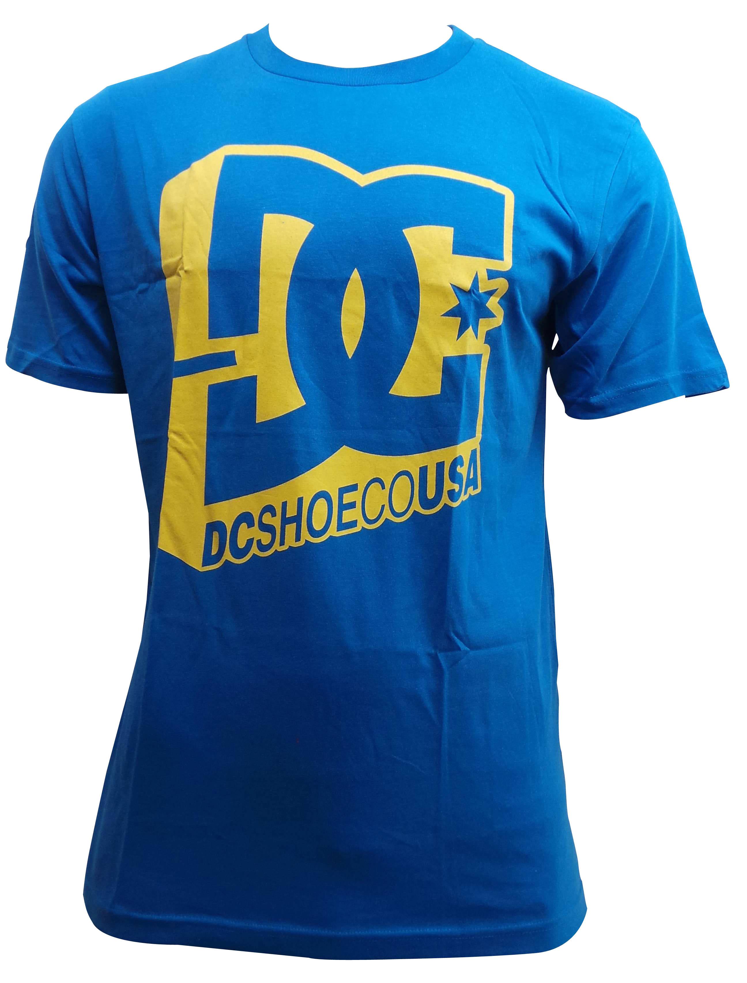 Joblot of 10 mens dc skate t shirts assorted designs sizes for Dc t shirt design