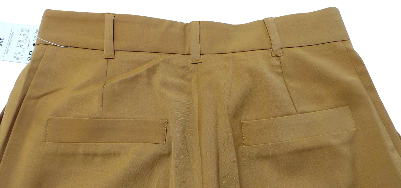a1be2e1a6d Wholesale Joblot of 10 Mango Ladies Camel Smart Trousers Sizes 6-16