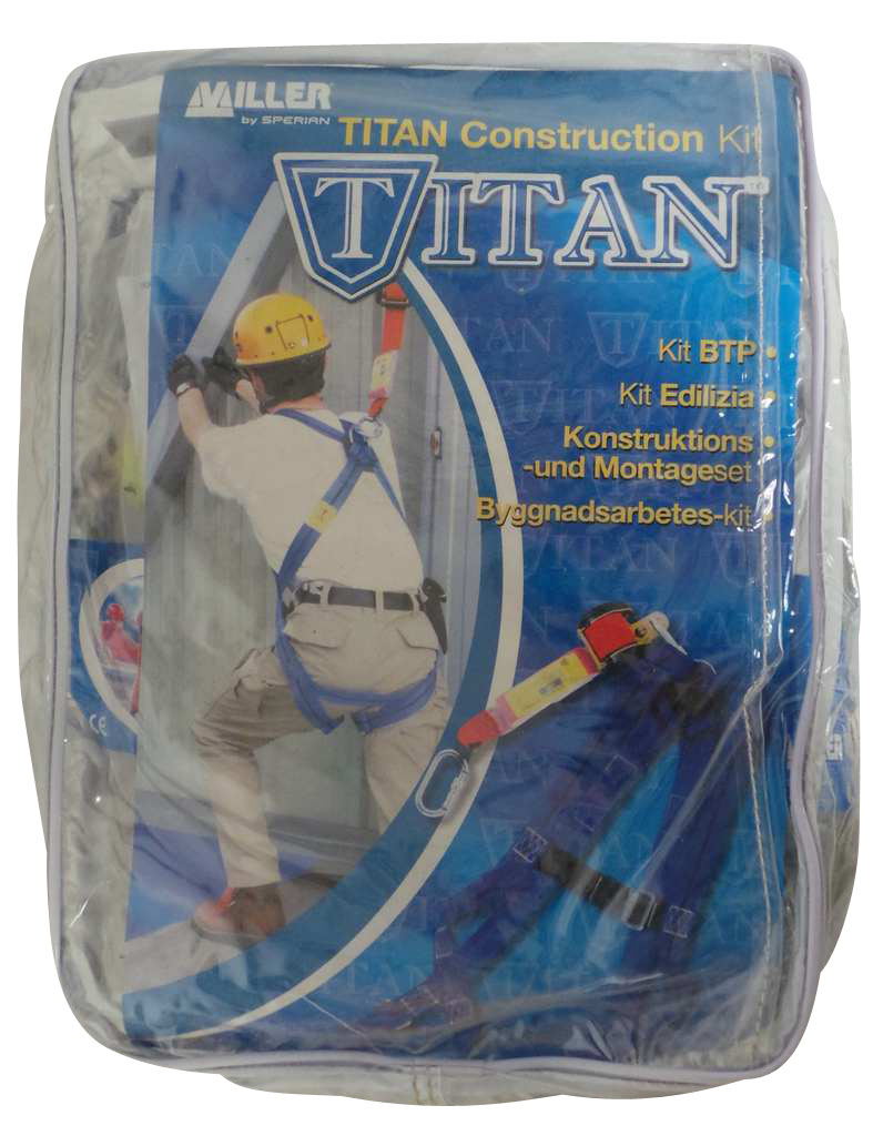 One Off Joblot Of 3 Titan Construction Kits Amp 1 Roofers